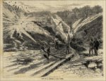 """Cut in a Georgia Gold Mine,"" ""Frank Leslie's Populat Monthly,"" Dec. 1880"