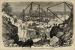 """A Tennessee Marble Quarry,"" ""Frank Leslie's Populat Monthly,"" Dec. 1880"