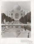 "The Taj Majal in India, ""Through the Ages"" magazine, May 1923"