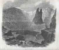 "In the Penrhyn Quarry, in ""The Illustrated London News,"" April 17, 1858."