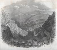 "The Penrhyn Slate Quarry in North Wales, , in ""The Illustrated London News,"" April 17, 1858."