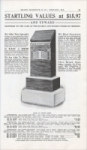 "Monument in ""Tombstones and Monuments,"" Sears, Roebuck & Co., Chicago, Illinois, First Edition, circa 1906"