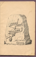 "#CC1259 cemetery monument in ""New Style Rock Work"" catalog, Charles Clements, Wholesale Granite Dealer, Boston Mass., 1890s"