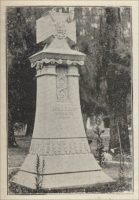 "Monument in the article, ""Charles B. Canfield and His Work,"" The Monumental News, Jan. 1896"